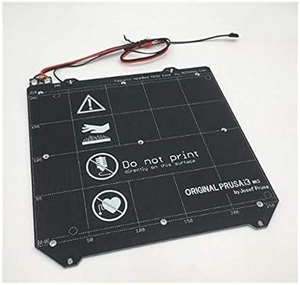 12V/24V Clon Prusa i3 MK3 Impresora 3D MK3 Magnética Y Carro ...