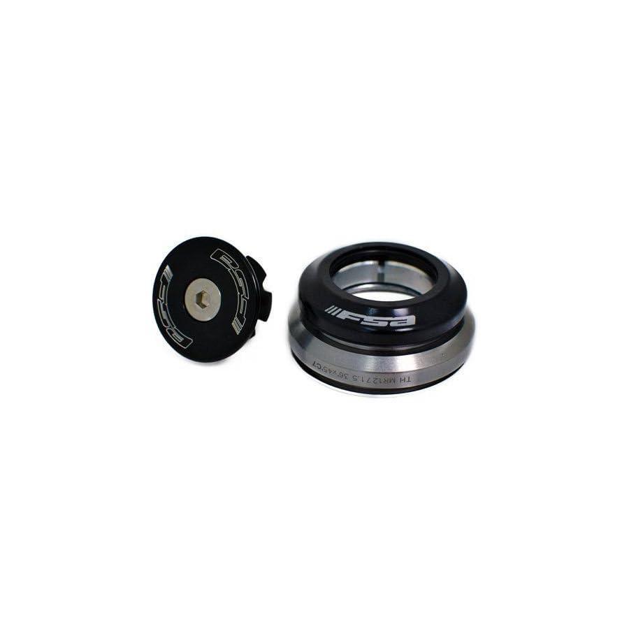 "FSA Integrated Headset Orbit C 40 1 1/8"" 1.5"" Tapered, Black #XTE1519"