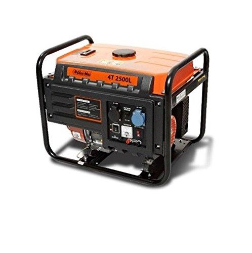 Gerador de Energia à Gasolina 4T 2.2KvA Profissional-OLEO-MAC-BY00000028