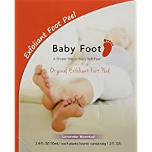 Baby Foot Easy Pack Original Deep Skin Exfoliation for Feet 2.4-Ounce, 70ml