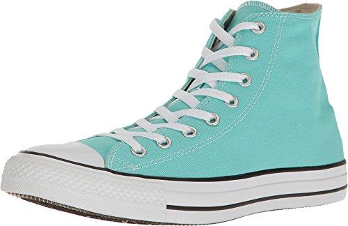 Aqua Chuck Taylors (Converse Unisex Chuck Taylor All Star Seasonal High Top Shoe Light Aqua Men's Size 8.5/Women's Size)