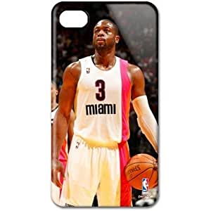 Hoot Dwyane Wade HWC Miami Floridians For Iphone 5/5S Case Cover Protective Case