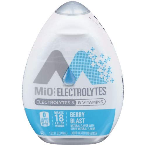 MiO Fit Berry Blast Liquid Water Enhancer (Pack of 10) by Generic