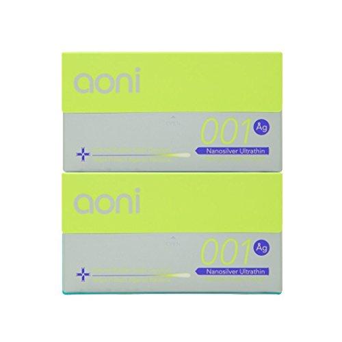 Aoni Condoms Nanosilver Ultrathin 001