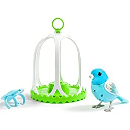 DigiBirds - Bird with Bird Cage - Fairytale