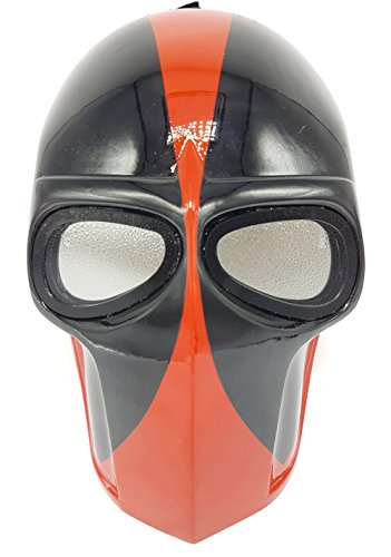 Invader King ™ DEAD POOL Airsoft Mask Paintball Protective Gear Outdoor Sport Fancy Party Ghost Masks Bb Gun