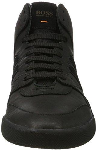BOSS Casual Herren Stillnes_Hito_WS 10198927 01 Hohe Sneaker Schwarz (Black)