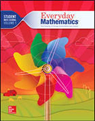 Everyday Mathematics 4: Grade 1 Classroom Games Kit Cardstock Pages (EVERYDAY MATH GAMES KIT)