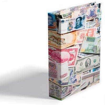 3 Lighthouse Pocket Albums for Banknotes Paper Money Dollar Bills Currency