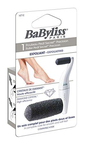 BaByliss H71E Rullo esfoliante per i piedi