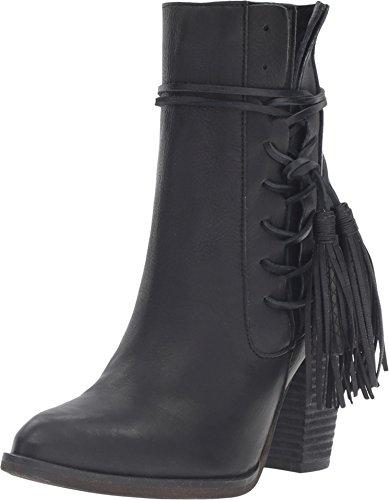 Charles Women's Yani Ankle Bootie - Black - 6 US/36 M US
