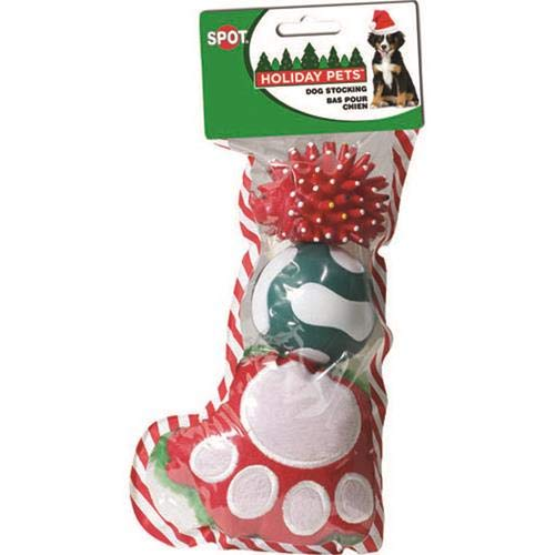 Ethical Pets 688247 Holiday Dog Stocking Out-Season 0801, Small