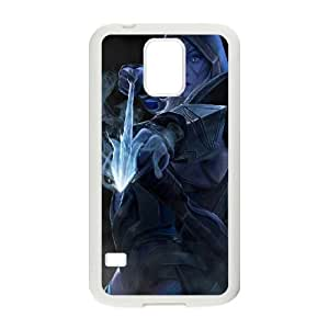 Samsung Galaxy S5 Cell Phone Case White Defense Of The Ancients Dota 2 DROW RANGER 004 LWY3573865KSL