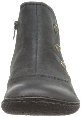 Kickers Chaussures 8 Hobutton Noir Montantes Femme noir qSfr6wq