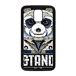 RebeccaMEI DIY Cases Wonderful Designer Bizarre and Bold Bear Samsung Galaxy S5 TPU Case Cover Personalized Phone Cases Covers