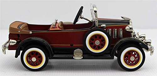 - american tandem 1935 die cast Pedal car Replica with Working Lights and Horn Hallmark Kiddie car Classics