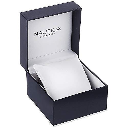 Nautica casual klocka NAPGCS003