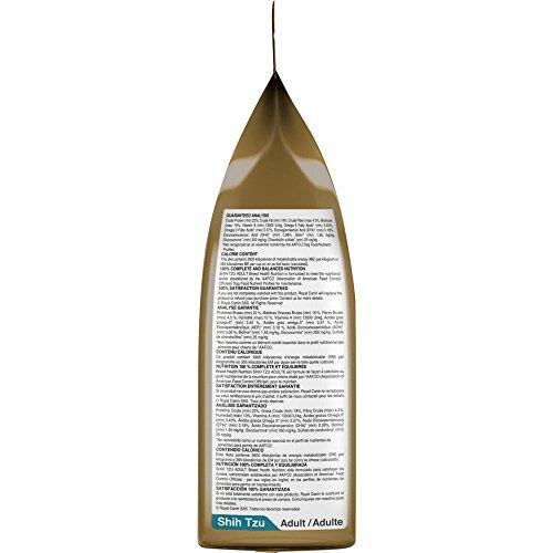 51fdOtHltCL ROYAL CANIN BREED HEALTH NUTRITION Shih Tzu Adult dry dog food, 10-Pound