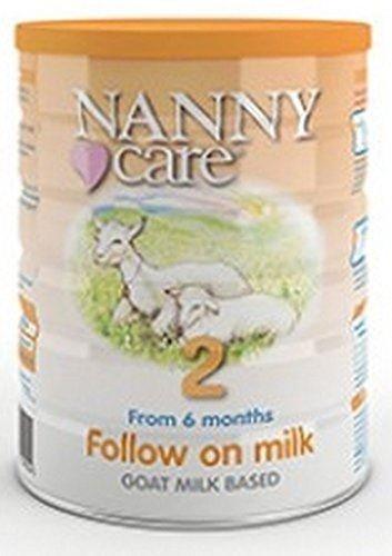 - Nannycare Nannycare Stage 2 Follow On Milk| 900 g |- SUPER SAVER - SAVE MONEY by Nannycare