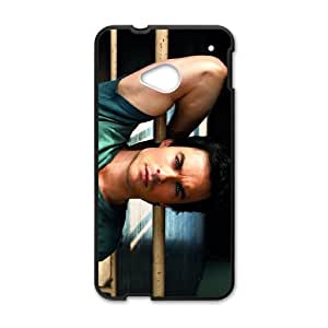 Happy Ian Somerhalder Cell Phone Case for HTC One M7