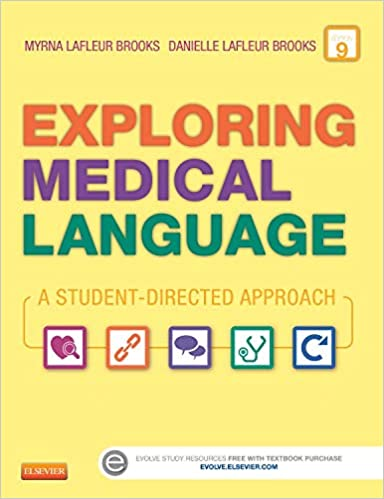 Exploring Medical Language A Student Directed Approach Myrna