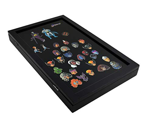 pin display case - 9