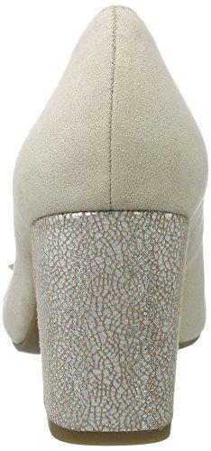 Marco Tozzi 22453, Zapatos de Tacón para Mujer Beige (Dune Comb 435)