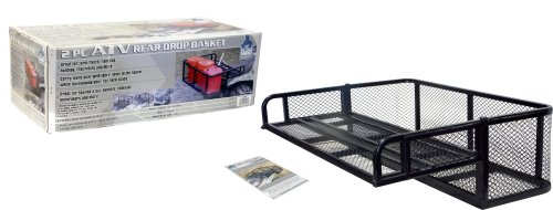 Universal Atv Rear Basket - 9