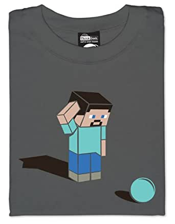 Minecraft Confused Shirt (Large)