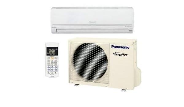 Panasonic CS-RE12NKE + CU-RE12NK Sistema split Color blanco - Aire ...