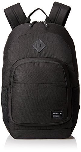 O'Neill Men's Glassy Backpack, black, ONE by O'Neill