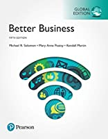 Better Business, Global Edition, 5th Edition Front Cover