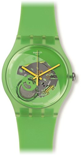Swatch SUOG110 Pomme-Tech Unisex Watch ()