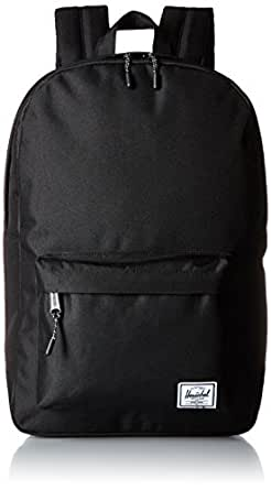 Herschel Supply Co. Classic Mid-Volume, Black, One Size