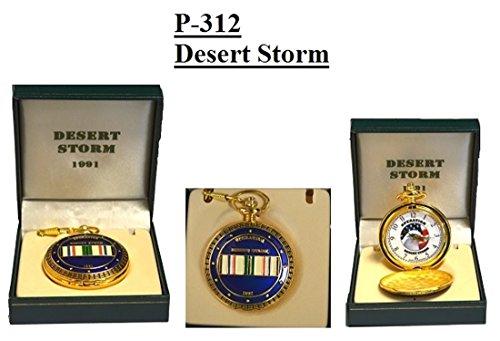 Desert Storm Pocket Watch P-312
