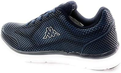 Kappa Logo Quantum 2 - Zapatillas Unisex, Color Azul Azul Size: 36 EU: Amazon.es: Zapatos y complementos