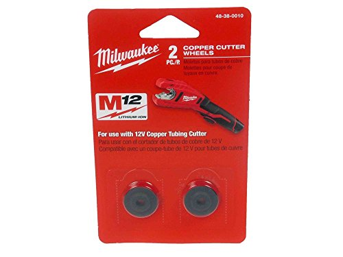 (Milwaukee 48-38-0010 Cutter Wheel, 2-Pack)