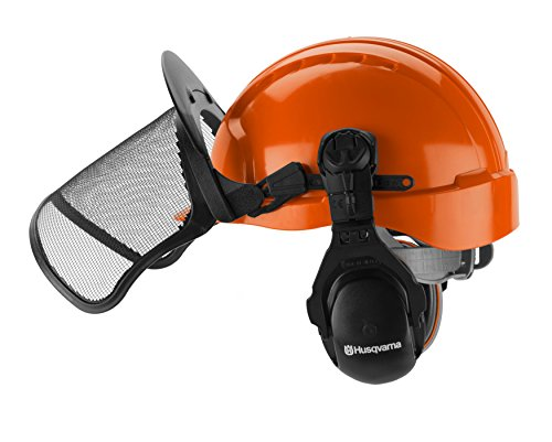 Husqvarna 592752601 Forest Head Protection Helmet by Husqvarna (Image #1)