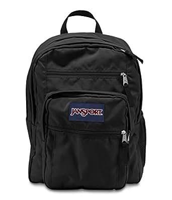Jansport Big Student Backpack (Black)