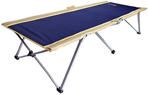 BYER OF MAINE Easy Cot, Ideal for Camping and Hunting, Indoor Guest Bed, Camp Cot, Single/Twin Size