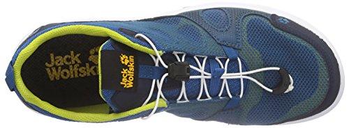 Jack Wolfskin Monterey Air Low Herren 4018921 Sneakers Blau (marocchino Blu 1800)