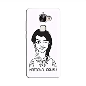 Cover It Up - National Crush Le 2 Hard Case
