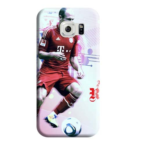 Phone Cases Covers Cases With Nice Appearance Arjen Robben New Snap-on Case Cover Samsung Galaxy S6 Edge