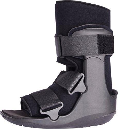 ProCare XcelTrax Ankle Walker Brace/Walking Boot, Medium