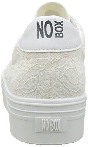 No Baskets Damen Sneakers Alma Schwarz Noir Box AFnxrqA