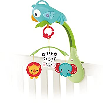 Fisher-price Rainforest Friends 3-in-1 Musical Mobile 11