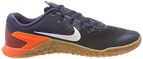 White Chaussures 4 Nike B Metcon de Thunder Multicolore Cross Homme 401 Blue zq57TW5R