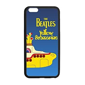The Beatles Cell Phone Protector for iPhone 6(4.7) Plastic and TPU (Laser Technology)