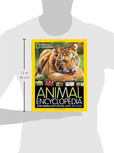 National Geographic Animal Encyclopedia: 2,500 Animals with Photos, Maps, and More! (Encyclopaedia) by National Geographic (Image #6)