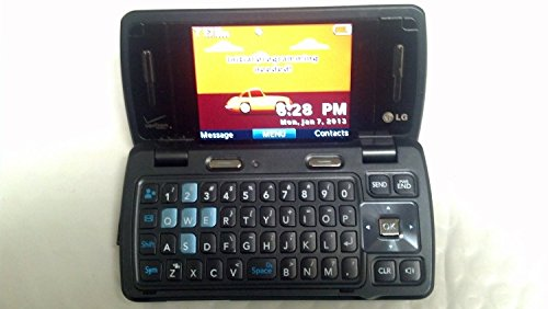 LG VX9200 enV3 for Verizon Wireless (Blue) - QWERTY - Camera - Bluetooth - No Contract Required by LG